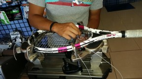 Restring Your Racquet